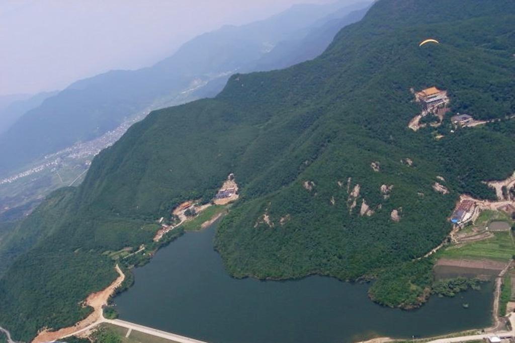 永安水库旅游景点图片