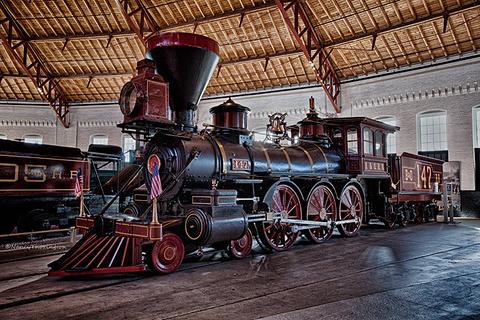 铁路博物馆_b&o铁路博物馆