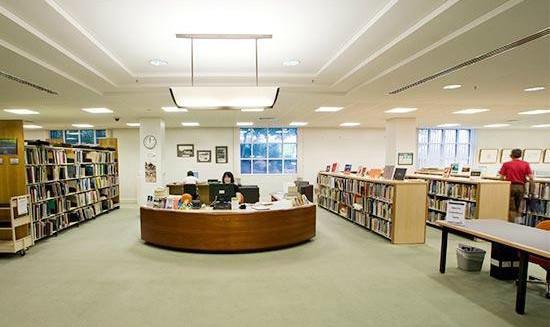 北领地现代图书馆