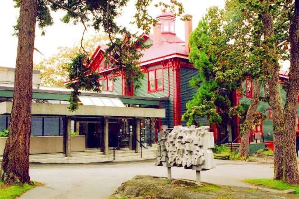 维多利亚美术馆旅游景点图片
