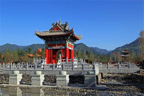 西安旅游景点
