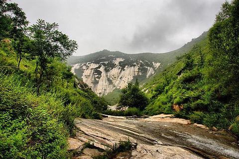 小秦岭地质公园
