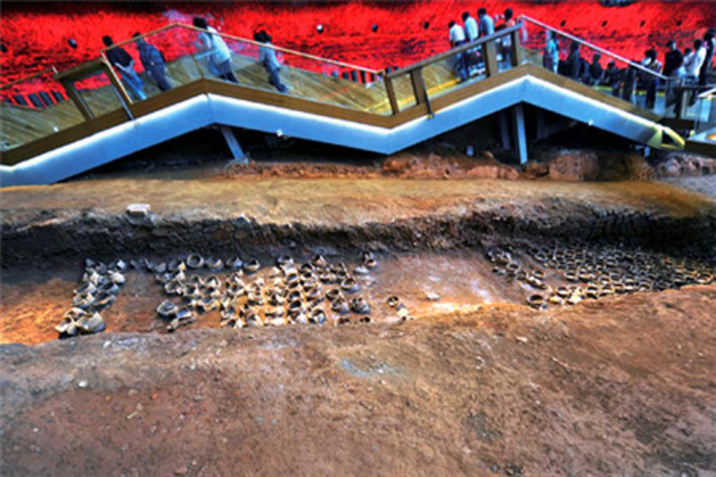 2015镇江铜二日攻略旅游公园遗址_考古攻略_长沙官窑旅游国家图片