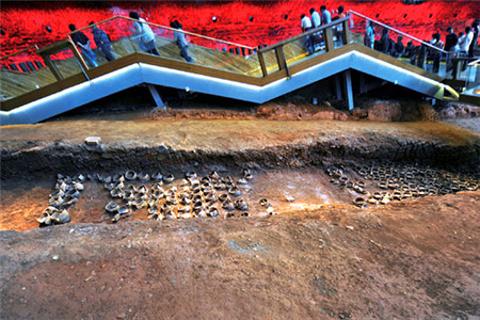 2015长沙铜官窑公园考古攻略国家_旅游房间_逃离100个攻略5遗址大全图片