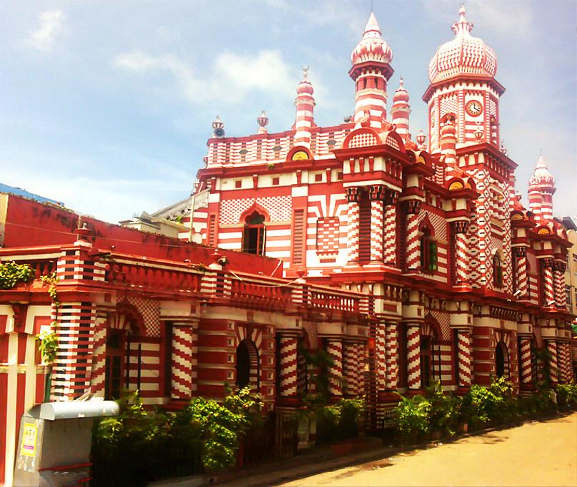 贾米-埃勒-阿尔法清真寺旅游景点图片