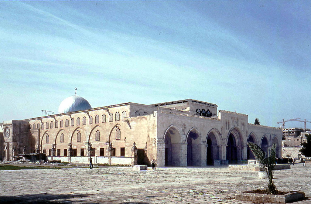 阿克萨清真寺