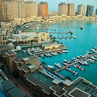 卡塔尔珍珠岛