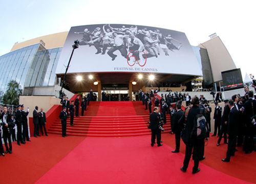 戛纳电影节的