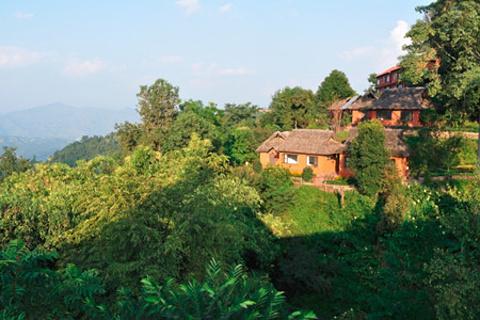 奇特旺国家公园旅游景点图片