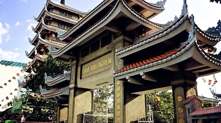 舍利寺旅游图片