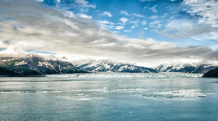 美国冰川湾国家公园旅游图片