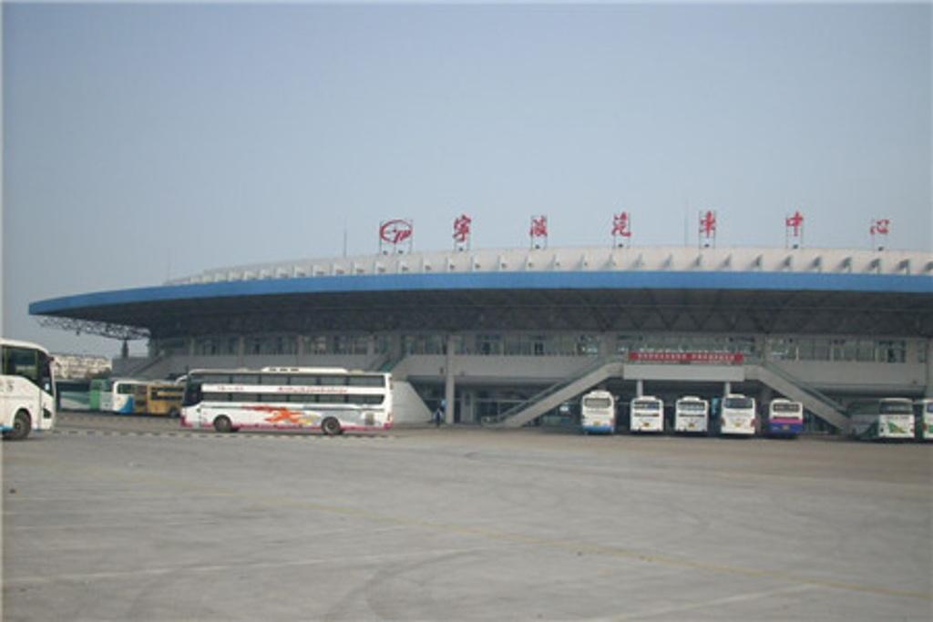 宁波客运中心站