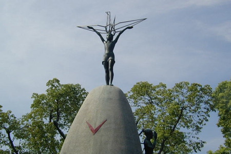儿童和平纪念碑