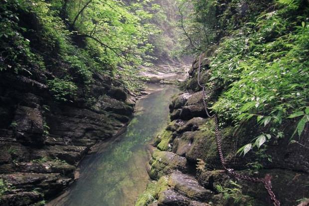 点评(1条) 坐龙峡风景区与芙蓉镇(王村)只一水之隔,从芙蓉镇