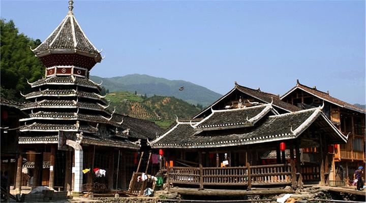 肇兴侗寨旅游图片