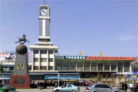 天水火车站是一等站,也是陇海铁路上的重要节点