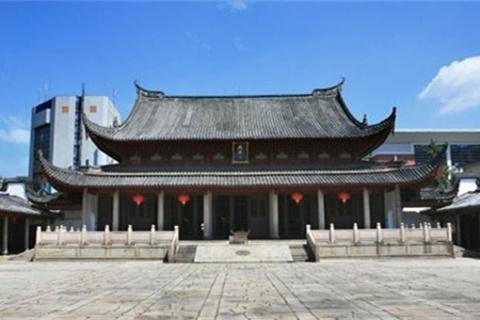 广州著名建筑简笔画