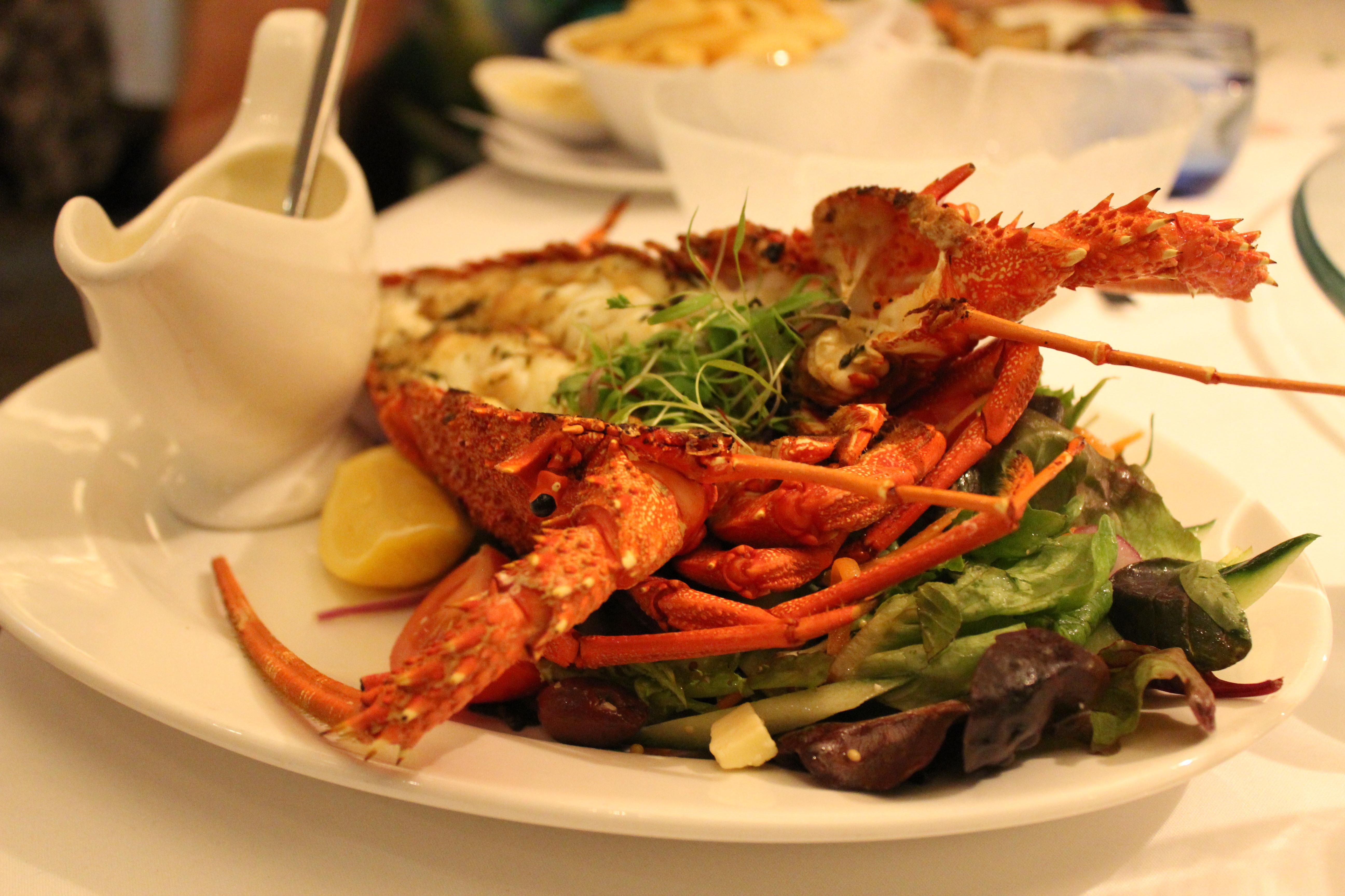 Best Fresh Seafood Restaurant Brisbane