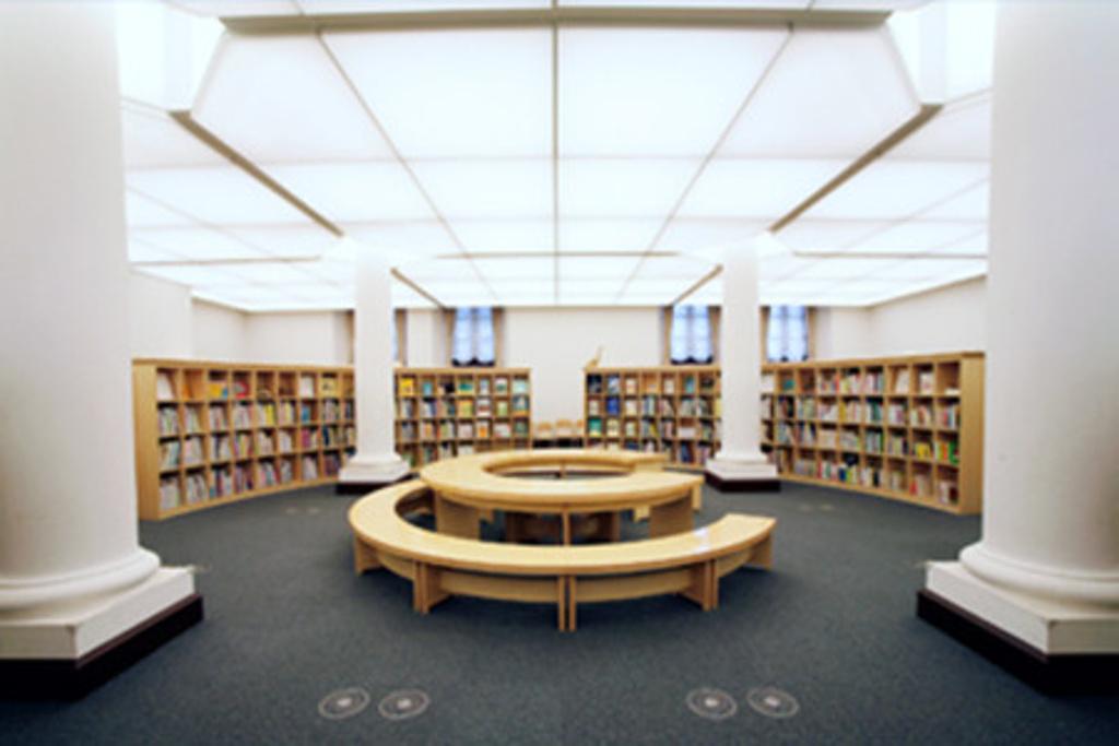 国际儿童图书馆图片