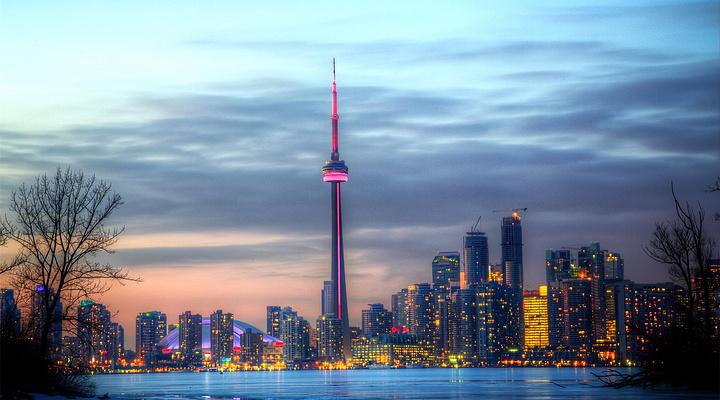 加拿大国家塔旅游图片