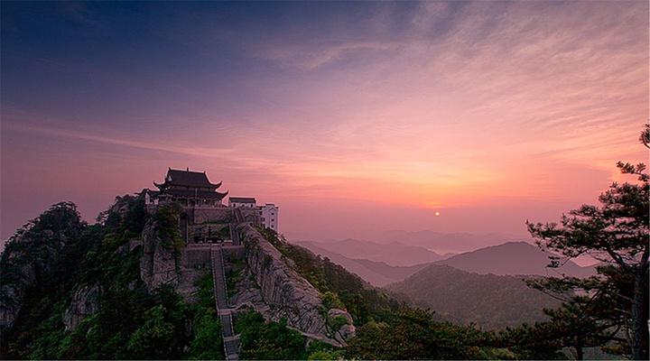 九华山旅游图片攻略朔州自助游图片