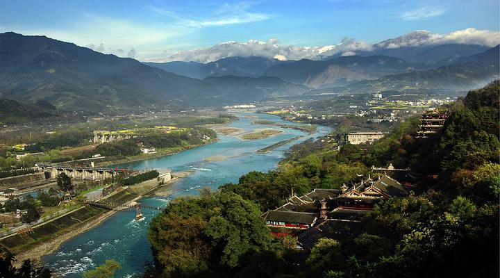 都江堰旅游圖片