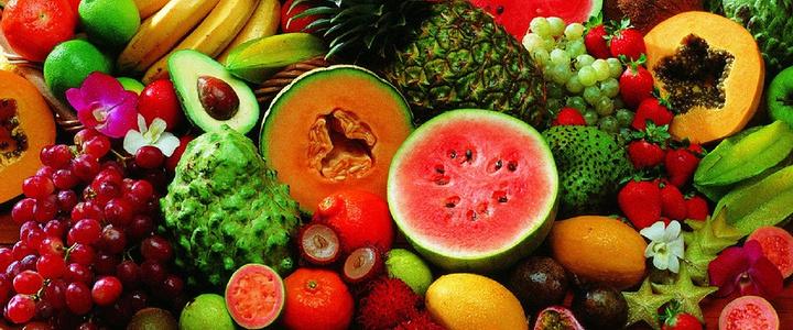 泰国热带水果名称大全