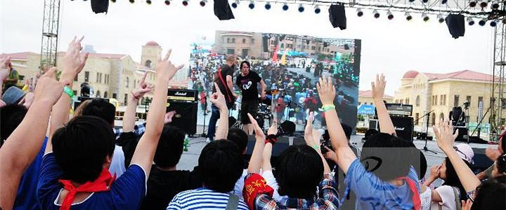 适宜人群 广大歌迷朋友们均适合参加金沙滩音乐节.