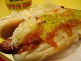 热狗(Hot Dog)