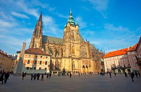 为你推荐的游记 布拉格城堡
