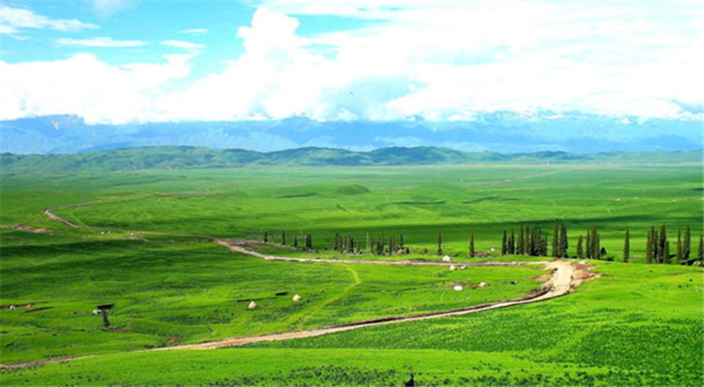 巴里坤草原旅游景点图片