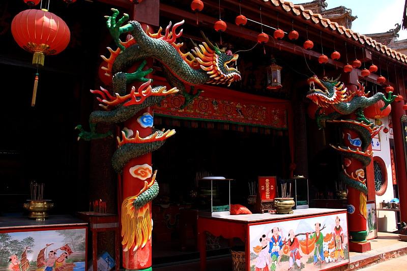 马六甲大浮雕做放红木效果图