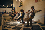 希腊婚礼音乐秀