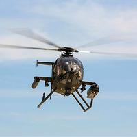 高空直升机