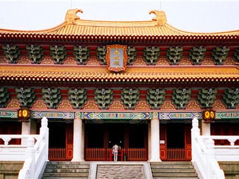台中孔庙旅游景点图片