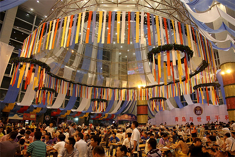 青岛国际啤酒节