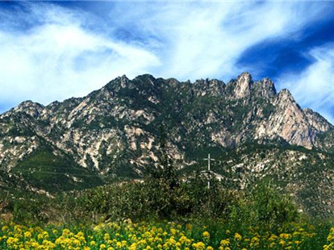 牙山国家森林公园旅游景点图片