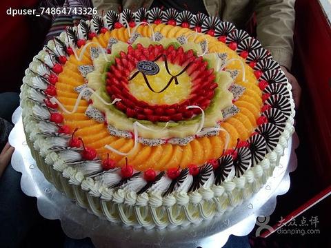 米奇蛋糕的图片