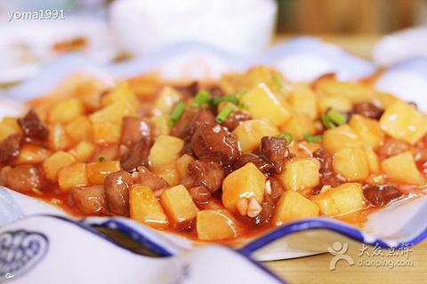 客家传统美食素材