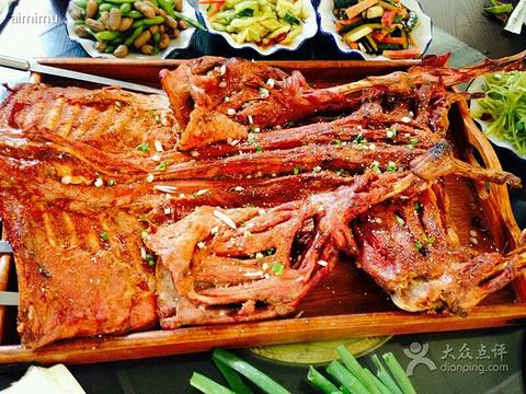2015【北京特色美食攻略】靖西a特色餐厅介绍北京本地人美食街图片