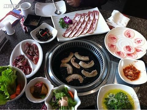 2016汉拿山韩式烤肉(经开万达店)