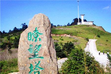 了望塔是普通游客攀登神农顶的最高点