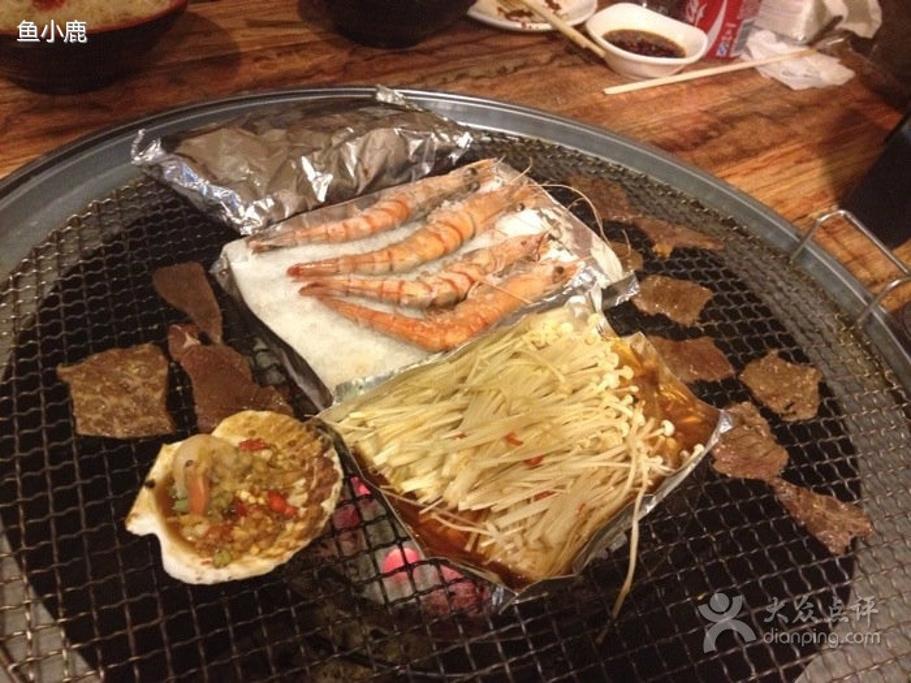 201577号铁桶海鲜烧烤(彩电塔店)
