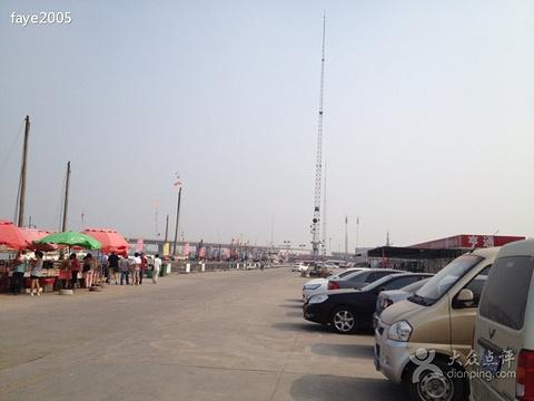 北塘渔港海鲜批发市场