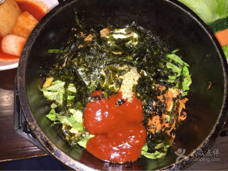 2016黑牛时代韩式烤肉