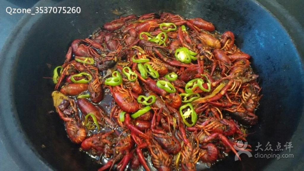 地锅虾的做法大全图解