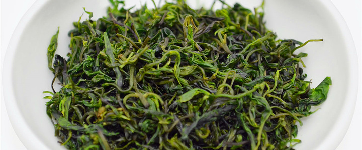 产于余庆的小叶苦丁茶,系图片
