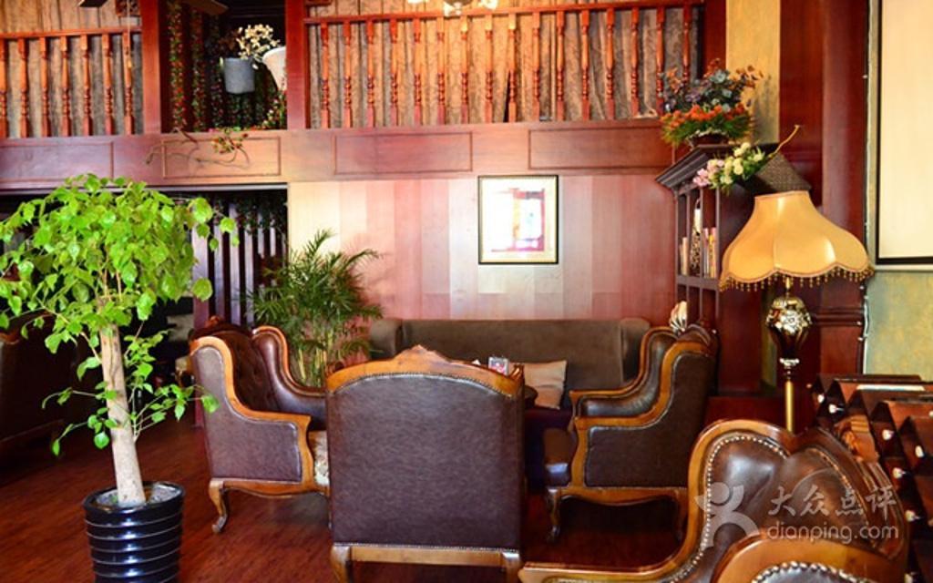 回味經典咖啡酒吧旅游景點圖片
