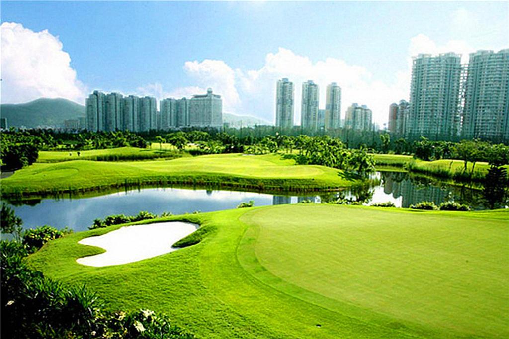 深圳正中高尔夫球会旅游景点图片