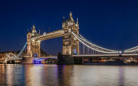 伦敦旅游景点图片